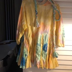 rhode resort Dresses - Rhode resort Ella tie dye dress